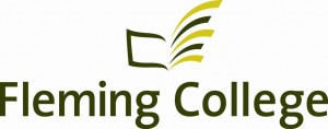 fleming college logo cmyk